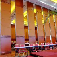 Buy cheap Conference Room And Banquet Hall Aluminium Frame Movable Partition Walls from Wholesalers
