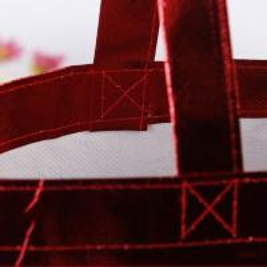 China Non - woven laser compound bag customized shopping bag environmental bag DQ-NB1 factory