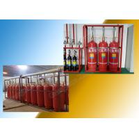 China 800m2 40L Cylinders Group FM200 Gas Suppression System on sale