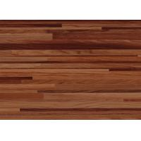 Quality Commercial Wooden PVC Vinyl Flooring Building Material Embossed Texture for sale