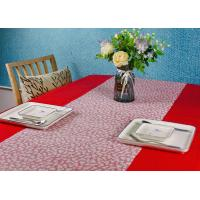 Buy cheap Biodegradable Colored Waterproof Wood Pulp Disposable Paper Table Cloth from wholesalers