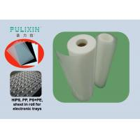 Buy cheap Customized High Transparent PP Sheet Roll in Plastic Packaging at 0.8 mm from Wholesalers