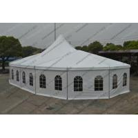 Buy cheap Special High Peak Tent / Pagoda Tent mixed with Multi-side tent and Church Windows for Exihibition&Festival Celebration from Wholesalers