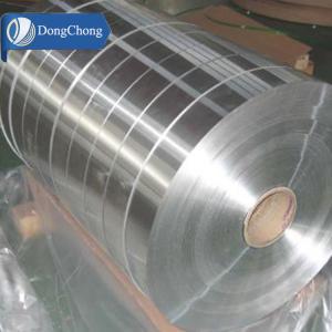 China 1070 1350 Thin Aluminium Strips Transformer Electricity 6-1600mm Width factory
