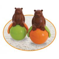 Buy cheap Speakers Tumbler Toy Sound And Light Ball Bear with LED Light Sound and light from Wholesalers