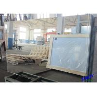 China 3mm Clear Aluminium Glass Mirror For Interior Designs And Decorations factory