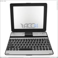 Buy cheap Aluminum Bluetooth Keyboard with Back Cover for iPad 2 and iPad 3 P-iPad3hckbso006 from Wholesalers