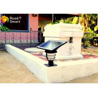 Buy cheap Outdoor IP65 Compound 3w Decorative Solar Powered Garden Street Lamps 3000-6000K from Wholesalers