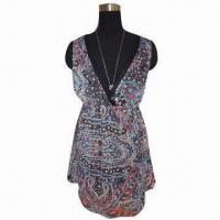 Buy cheap Shift dress, 100% polyester from wholesalers