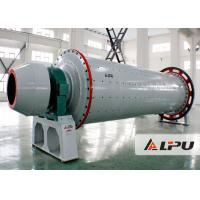 China Industrial Cement Ball Mill Output Size 60 to 400 Mesh , Wet Ball Milling on sale