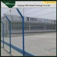 Buy cheap High Strength Welded Wire Mesh Fence Anti - Corrosion For Protection And Isolation from Wholesalers