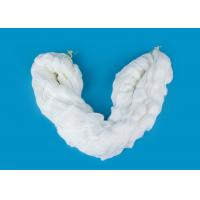 Buy cheap New Product Staple Fiber Bright / Semi Dull 100 Percent Spun Polyester Yarn 42s/2 45s/2 from Wholesalers