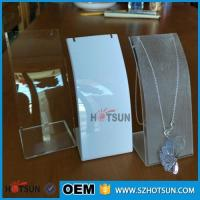 China Custom clear countertop ring display/ring rack /acrylic jewelry display stand factory
