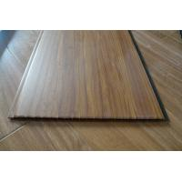 Buy cheap Decorative Wall Panels Interior Wood Effect Laminate Sheets 25cm Width from Wholesalers
