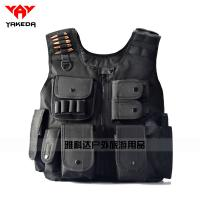 Buy cheap Light Tactical Vest For Special Profession Combat Wear-resistant and heat-resistant Vest from Wholesalers