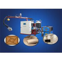 Buy cheap Easy Operated High Pressure PU Machine 380V 50HZ 3 Phase For Soft Case from Wholesalers