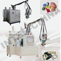 China 3-component Polyurethane Low pressure machine,Foaming and pouring machine factory