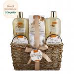 Buy cheap 250ml 300ml Beauty Bath Gift Sets Moisturizing Feature Customized Logo from Wholesalers