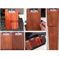 Buy cheap Eco Friendly Wood Grain Powder Coating Energy Saving High Temperature Resistance from Wholesalers