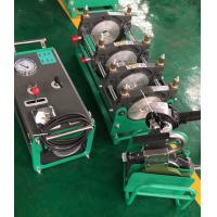 China Thermofusion Welding Machine for welding of plastic pipes and fittings made from PE, PP&PVDF factory