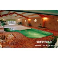 Quality Bore professional automatic solar swimming pool cover with low price from China wholesale