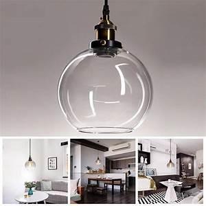 China G9 screw clear borosilicate glass ball lamp shade lighting /light shade in glass factory
