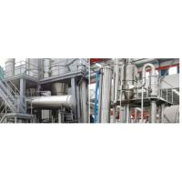 China Triple - effect Forced Circulating Evaporator Dairy Processing Machinery Stainless Steel on sale