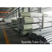 China NPS 10'' Gas Welding Stainless Steel Tubing ASTM A312 TP304 Seamless Round Tube on sale