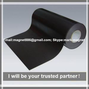 Buy cheap Good Price Magnetic sheet; Flexible rubber magnet roll Бумага магнитная для струйных принтеров в рулонах from Wholesalers