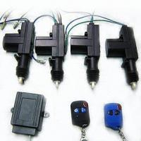 China Central Lock System with Transmitters and Water-resistant Actuator factory