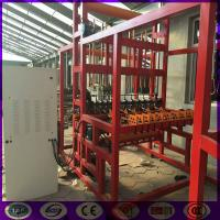 China 2000mm width deer fence weaving machine from China with low price factory