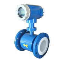 Buy cheap High temperature Type Electromagnetic Flow Meter from Wholesalers