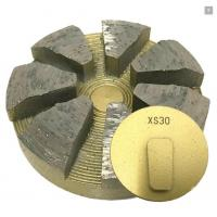 China Metal Bond Concrete Diamond Grinding Disc with Single Pin Lock For PrepMaster Grinder factory