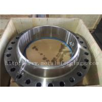 China Non - Standard Or Customized Stainless Steel Flange PED Certificates ASME / ASTM-2013 factory