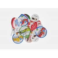 China 8011 Alu Food Labeling Stickers factory