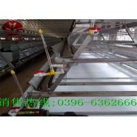 China Custom Automatic Manure Removal System A Type Poultry Farm Machine Long Service Life factory