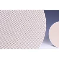 Buy cheap Euro IV Euro V Ceramic Catalyst Carrier , 100CPSI SCR Ceramic Substrates from Wholesalers