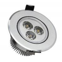 Buy cheap Warm white 440lm 10W led recessed spotlight Dimmable AC 85 - 265V high brightness from Wholesalers