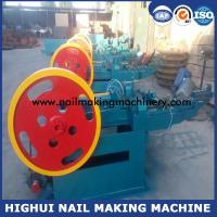China China High speed Low noise 1-6 inch Automatic nails making machine factory