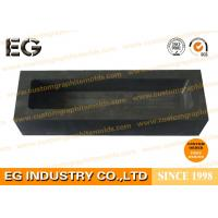 Buy cheap 48 HSD Custom Graphite Molds / Continuous Horizontal Casting Graphite Ingot Mould from Wholesalers