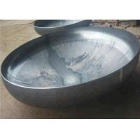 China ISO9001 Head Forming Process OHSAS18001 Stainless Steel Aluminum Pipe End Cap on sale