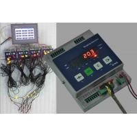 China DIN Rail Housing LED Display Weight Transmitter with PLC or DCS System factory