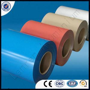 Buy cheap aluminium coil pvdf coated from Wholesalers