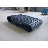 China Large rubber track 580*60.5*40 for undercarriages/ snowmobiles/ robots on sale