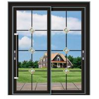 China Double Tempered Aluminium Sliding Windows Corrosion Resistance For House factory