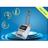 Quality White Most Effective Co2 Fractional Laser Machine Acne Scar Removal for sale