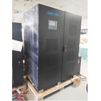 Buy cheap 200KVA / 160KW Outdoor Ups Battery Backup Industrial Low Frequency UPS Online from wholesalers