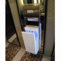 Buy cheap New Type Jet Hand Dryer, Air Speed Adjustable from 0 to 100m/s, CB/TUV/CE from wholesalers