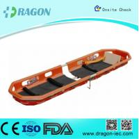 Buy cheap Detachable Mountain Rescue Stretcher Anti Corrosion PE Plastic with Bridles from Wholesalers