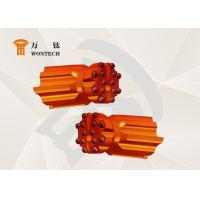 China Durable RHC Steel GT60 DTH Button Bits With Precise Mechanical Processing factory